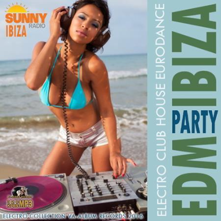 EDM Ibiza: Eurodance Party