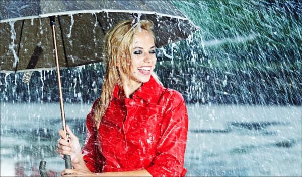 Песни о дожде